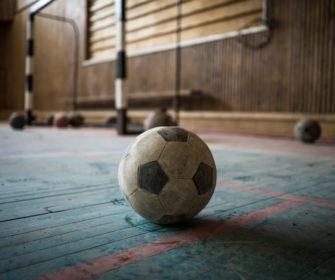 Hallenfussball Beitragsbild